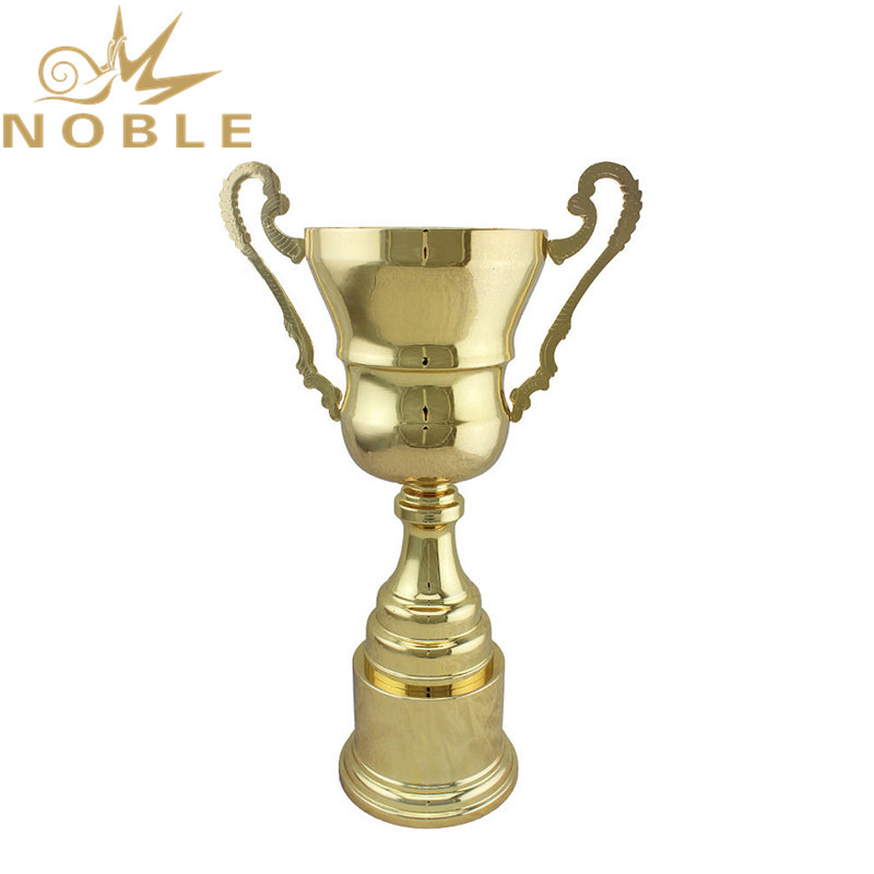 Metal Sports Competitions Custom Cup Trophy