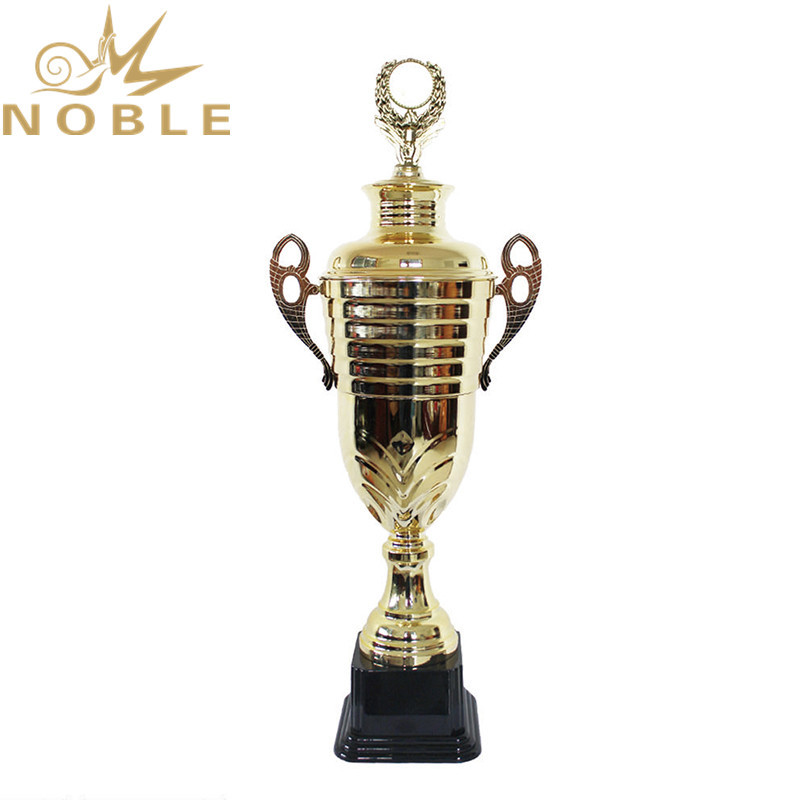 Excellent Design Custom Metal Large Champion Trophy for Athletes
