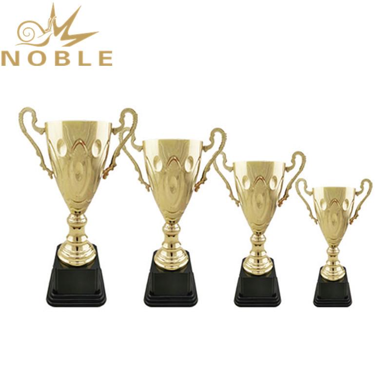 New Design Hot Selling Metal Dance Trophy Cups