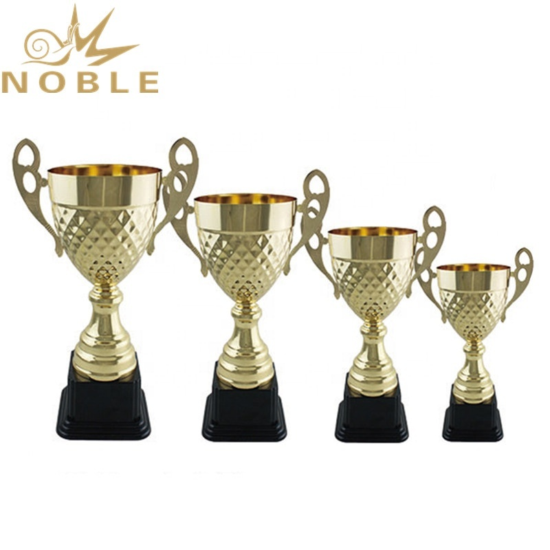 Hot Selling Metal Netball Sports Cup Trophy