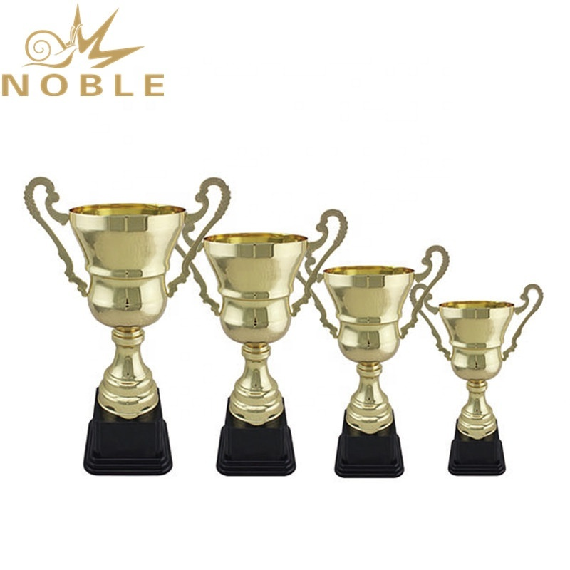 Noble High Quality Custom Metal Cycling Trophy for Sports Events