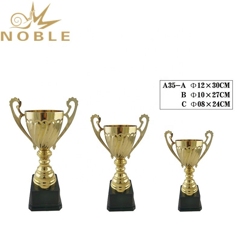 Noble Hot Selling Metal Baseball Trophy