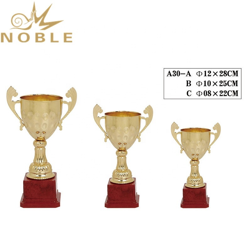 Small Metal Dance Cup Trophy for Kids