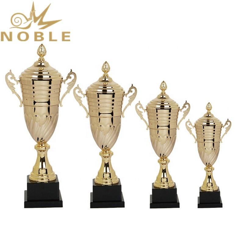 Metal Champion Sports Football Trophy