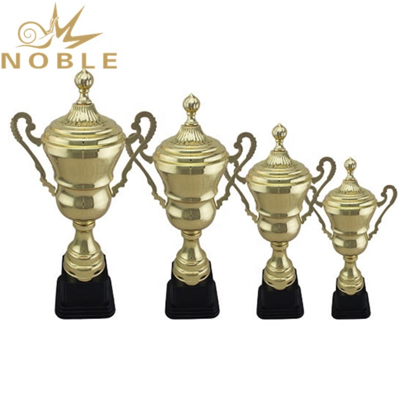 High Quality Best Selling Sports Metal Running Trophy
