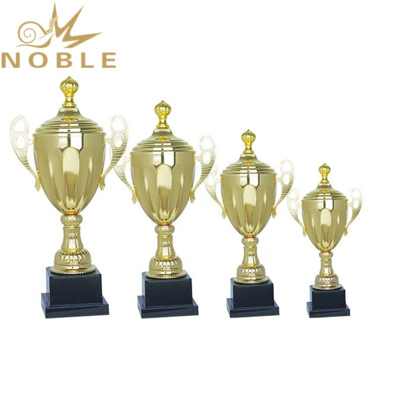 Noble Wholesale High Quality Stock Available Metal Cup Sports Trophy Award