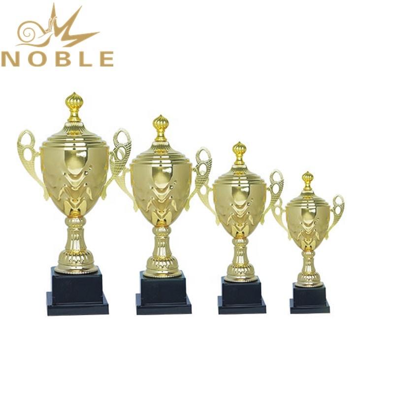 Beautiful New Design Champion Metal Dance Sports Trophy