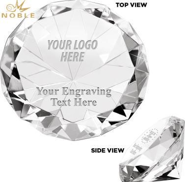 High quality Crystal wedding gift Crystal Diamond