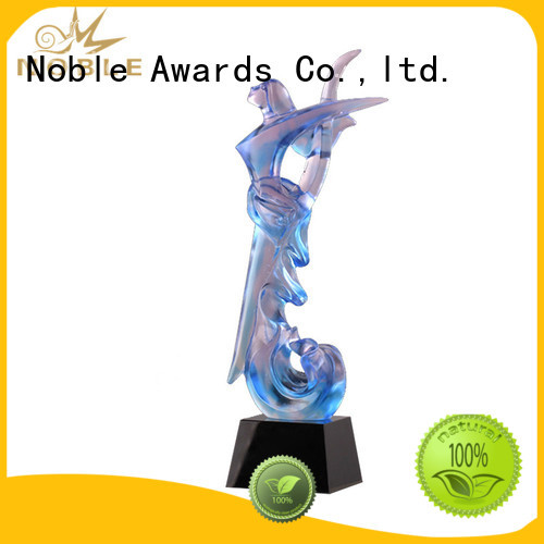 Noble Awards portable best trophies for wholesale For Gift