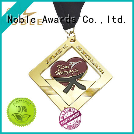 Noble Awards portable Custom medals ODM For Awards
