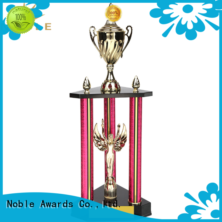Noble Awards latest metal cup trophy free sample For Sport games