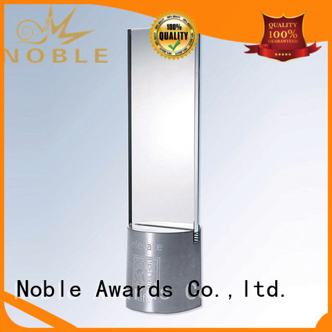 portable Crystal trophies jade crystal customization For Gift