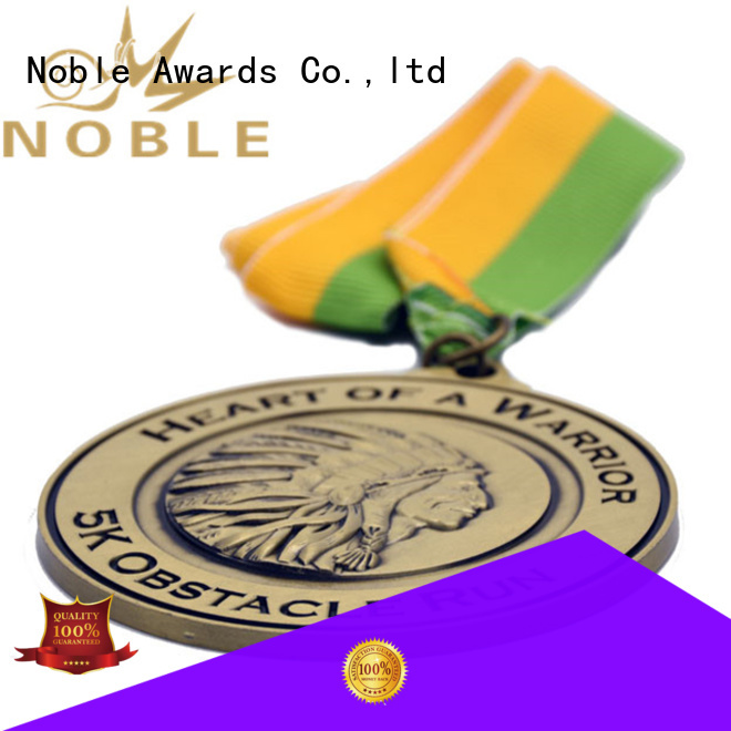 Noble Awards durable Sport Medals free sample For Gift