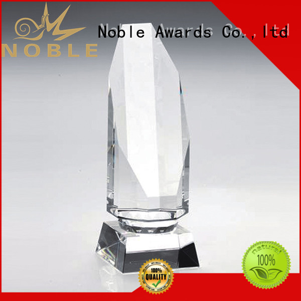 funky Blank Crystal Trophy premium glass get quote For Awards