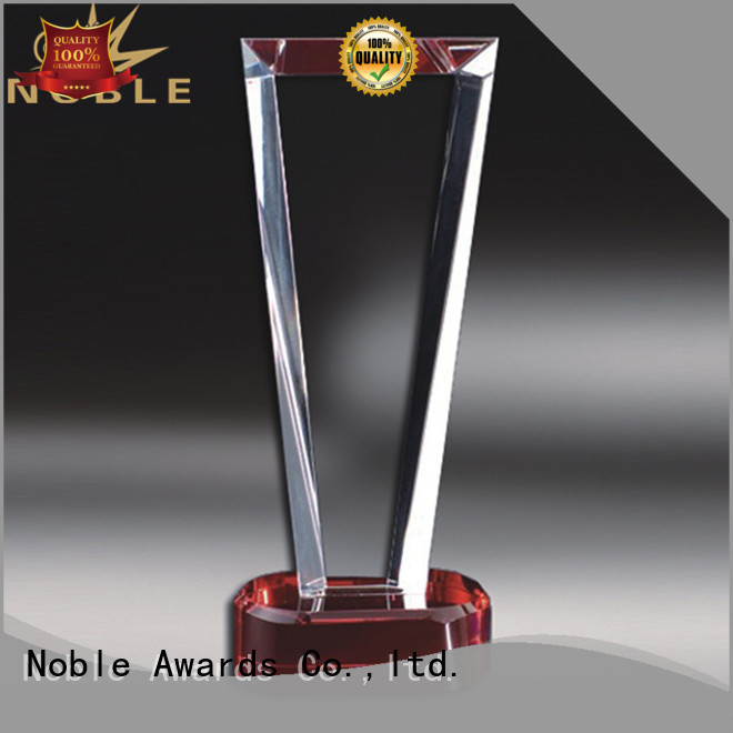 jade crystal Crystal Trophy Award ODM For Gift Noble Awards