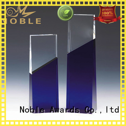 Noble Awards latest Blank Crystal Trophy get quote For Awards