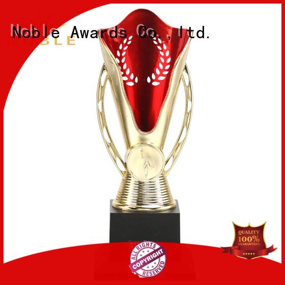 Noble Awards solid mesh Custom trophies OEM For Awards