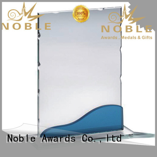 Noble Awards funky Blank Crystal Trophy for wholesale For Sport games