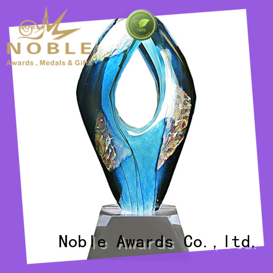 Noble Awards crystal for wholesale For Sport games