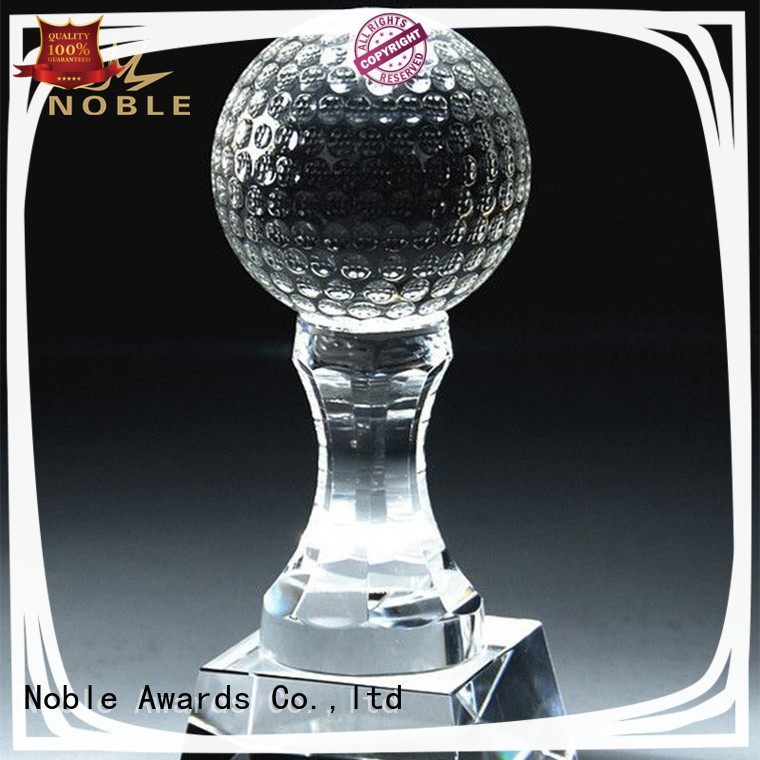 Noble Awards crystal Custom trophies buy now For Awards