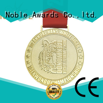 Noble Awards portable Custom medals get quote For Gift