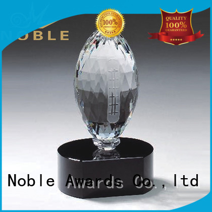 at discount Blank Crystal Trophy premium glass customization For Awards