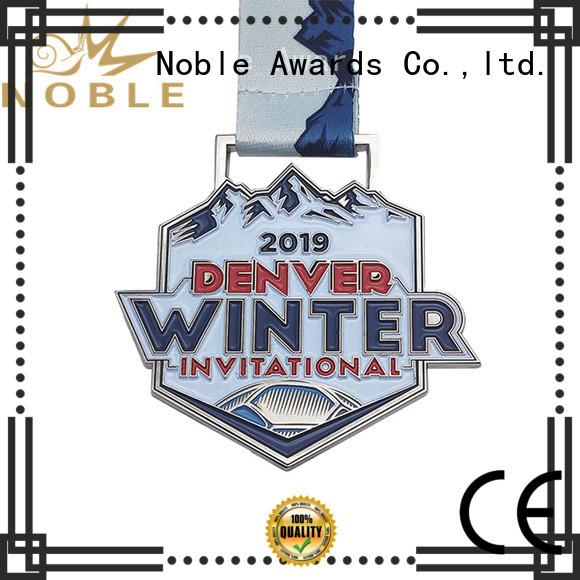 Noble Awards portable Custom medals bulk production For Sport games