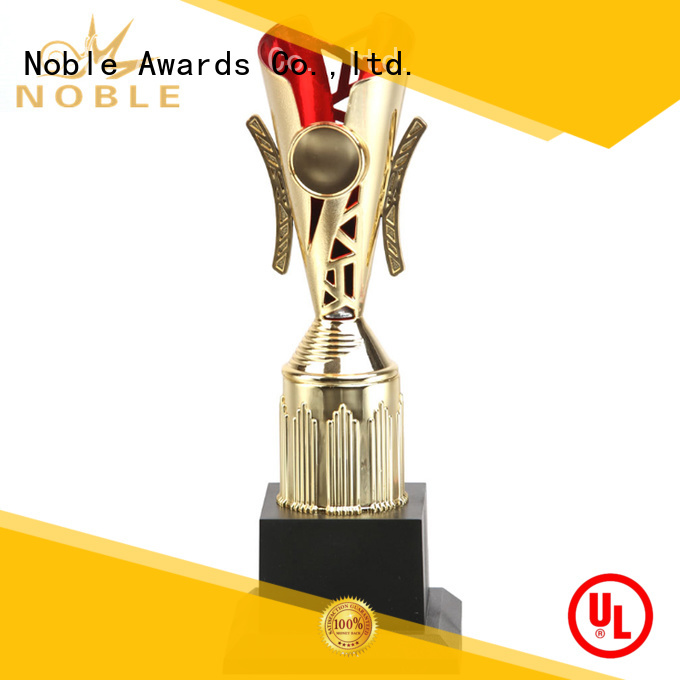 Noble Awards metal Custom trophies for wholesale For Sport games