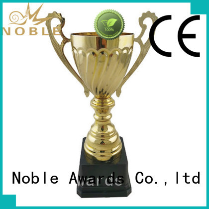 Noble Awards Gift Box Personalized Metal trophies with Gift Box For Awards