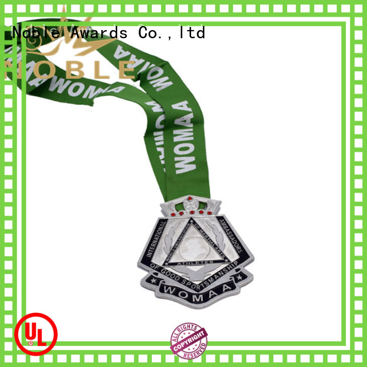 Noble Awards Breathable Sport Medals buy now For Awards