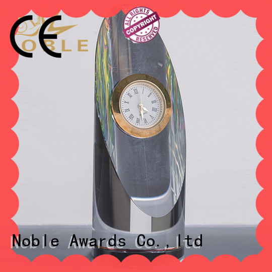 durable personalized glass gifts Crystal with Gift Box For Gift