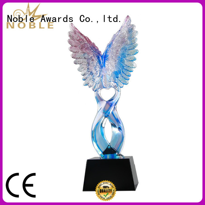 Noble Awards funky best trophies OEM For Gift