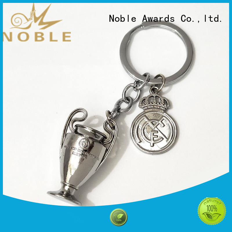 Noble Awards Customized personalized glass gifts with Gift Box For Sport games