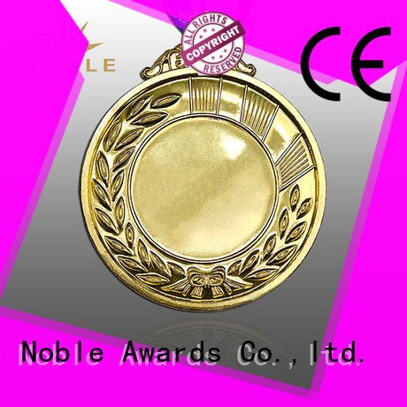 Noble Awards Breathable star shaped medals buy now For Sport games