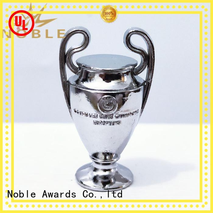 Noble Awards Transparent glass trophy supplier For Gift