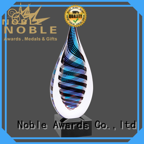 Noble Awards glass buy now For Gift