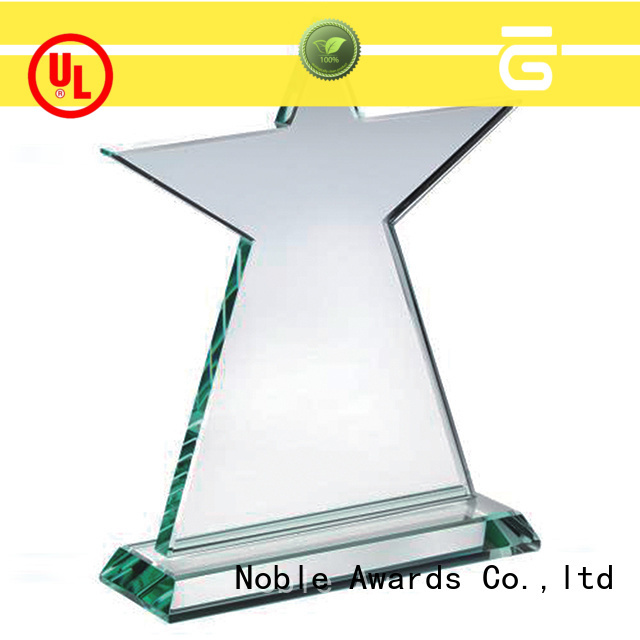 Noble Awards crystal Custom trophies buy now For Sport games