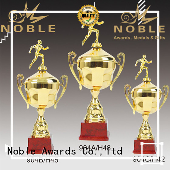 Noble Awards metal Trophy Cups ODM For Sport games