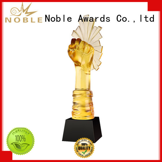 Noble Awards handcraft Liu Li Award get quote For Awards