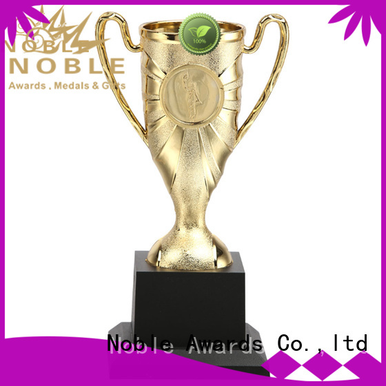 Noble Awards metal Cup trophies free sample For Sport games