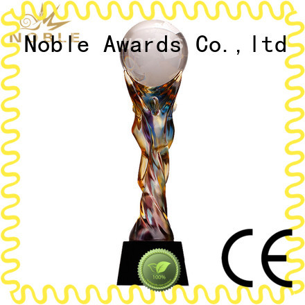 Noble Awards handcraft Liu Li Award ODM For Awards