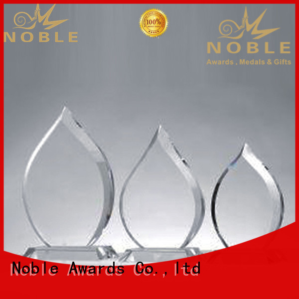 Breathable Crystal trophies premium glass get quote For Awards