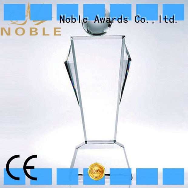 high-quality Crystal Trophy Award jade crystal buy now For Awards