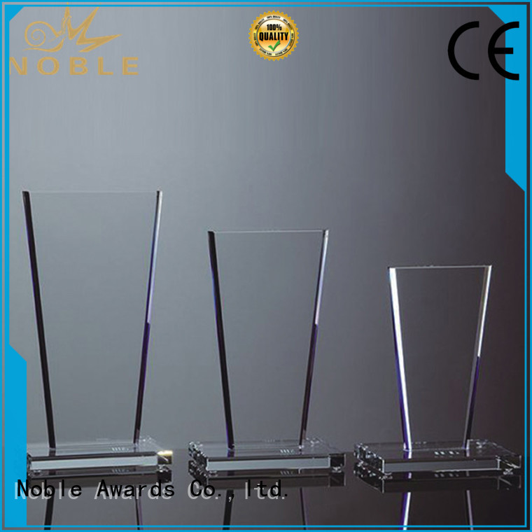 funky Blank Crystal Trophy premium glass buy now For Awards