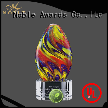 Noble Awards crystal free sample For Awards