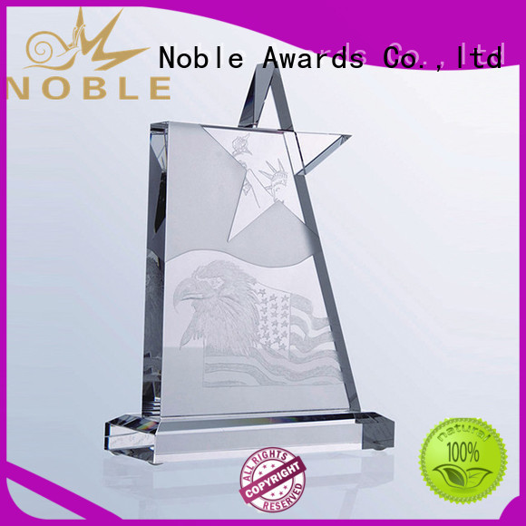 Noble Awards on-sale Crystal Trophy Award for wholesale For Gift