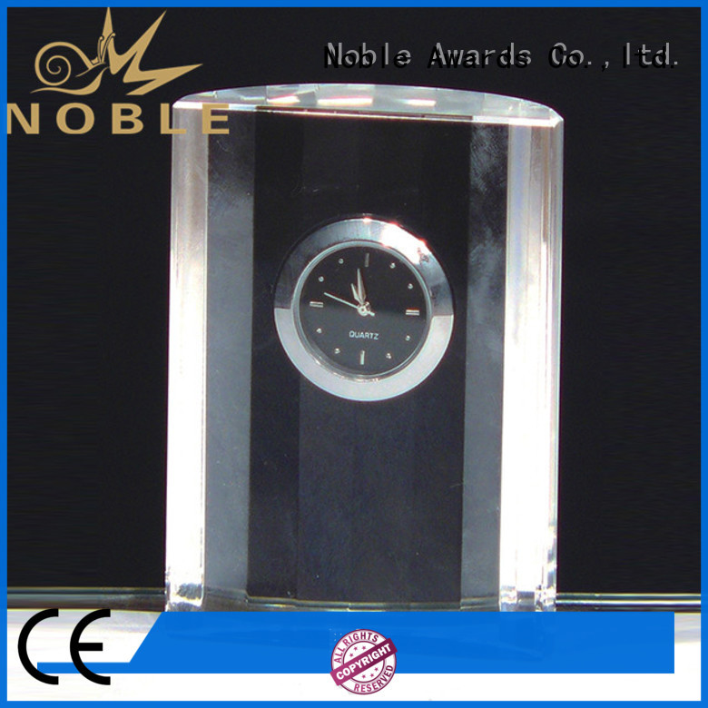 Noble Awards Crystal Souvenir gifts with Gift Box For Gift