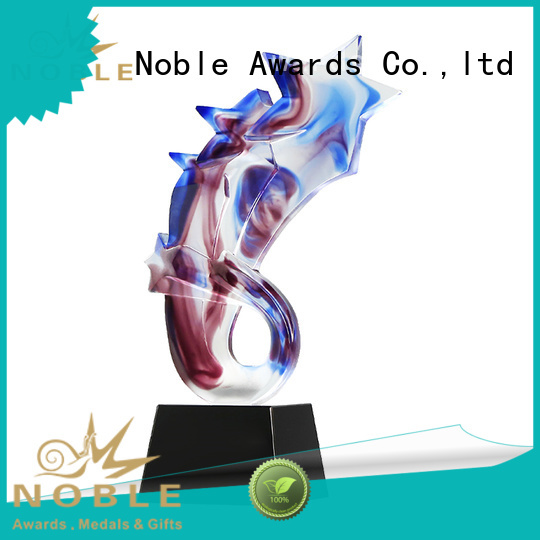 Noble Awards portable Liu Li trophies get quote For Awards