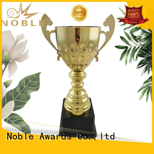 Noble Awards Gift Box Metal trophies with Gift Box For Gift