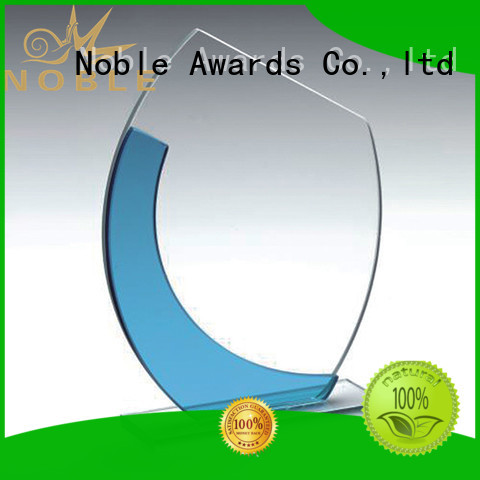 Noble Awards funky Crystal trophies bulk production For Gift